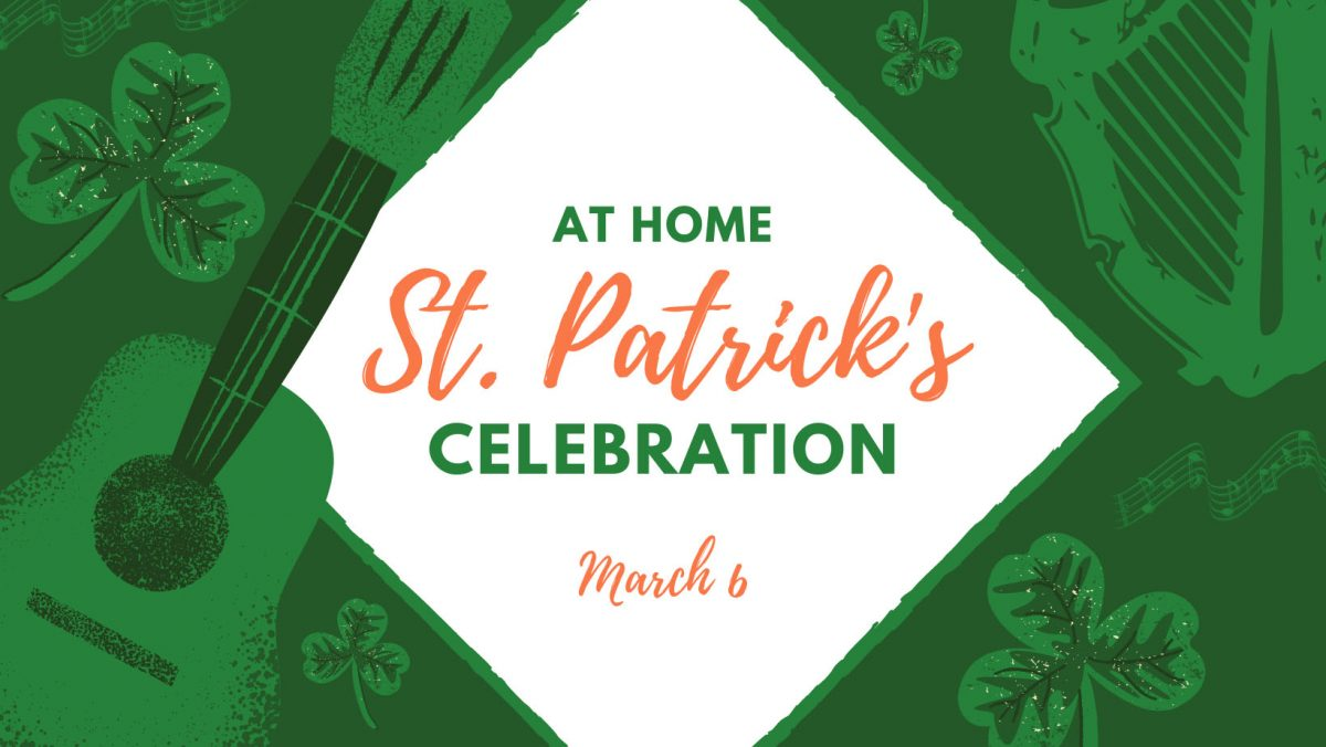 CelticMKE At Home St. Patrick's Celebration