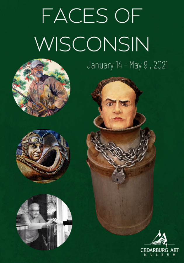 Virtual Artist Panel Discussion: Faces of Wisconsin