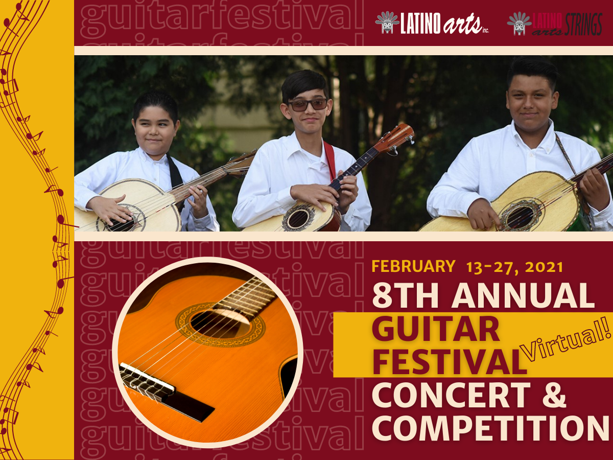 8th Annual Guitar Festival & Youth Competition & Concert