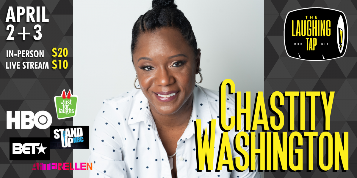 Chastity Washington Live At The Laughing Tap!!