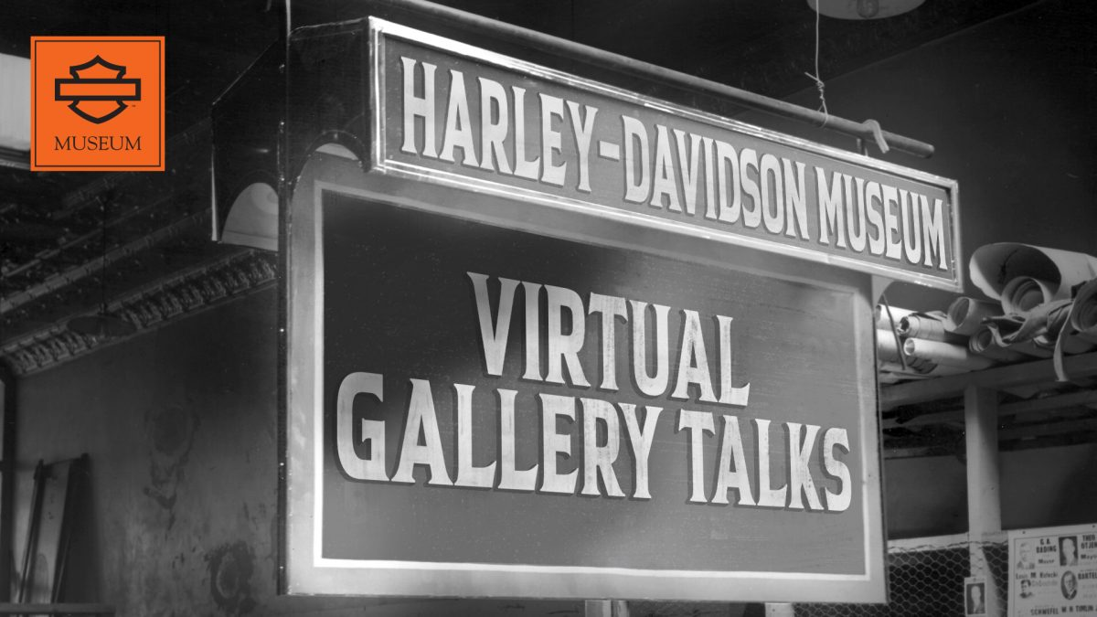 Virtual Gallery Talks from the H-D Museum