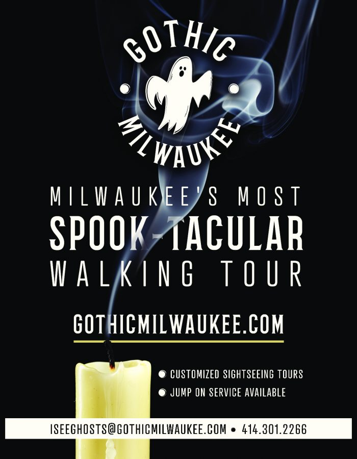 Gothic Milwaukee: Haunted, Historical Walking Tour