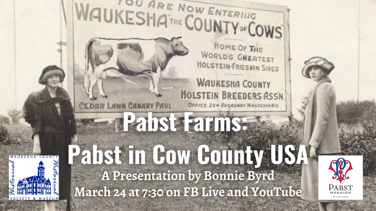 Pabst Farms: Pabst in Cow County USA