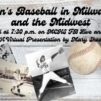 Women's Baseball in Milwaukee and the Midwest