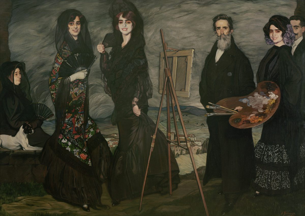Virtual Lecture: A Closer Look at the Works in Americans in Spain