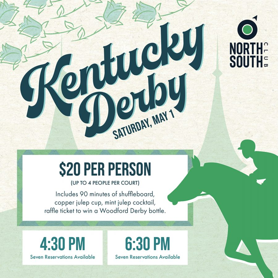 Kentucky Derby at NorthSouth Club