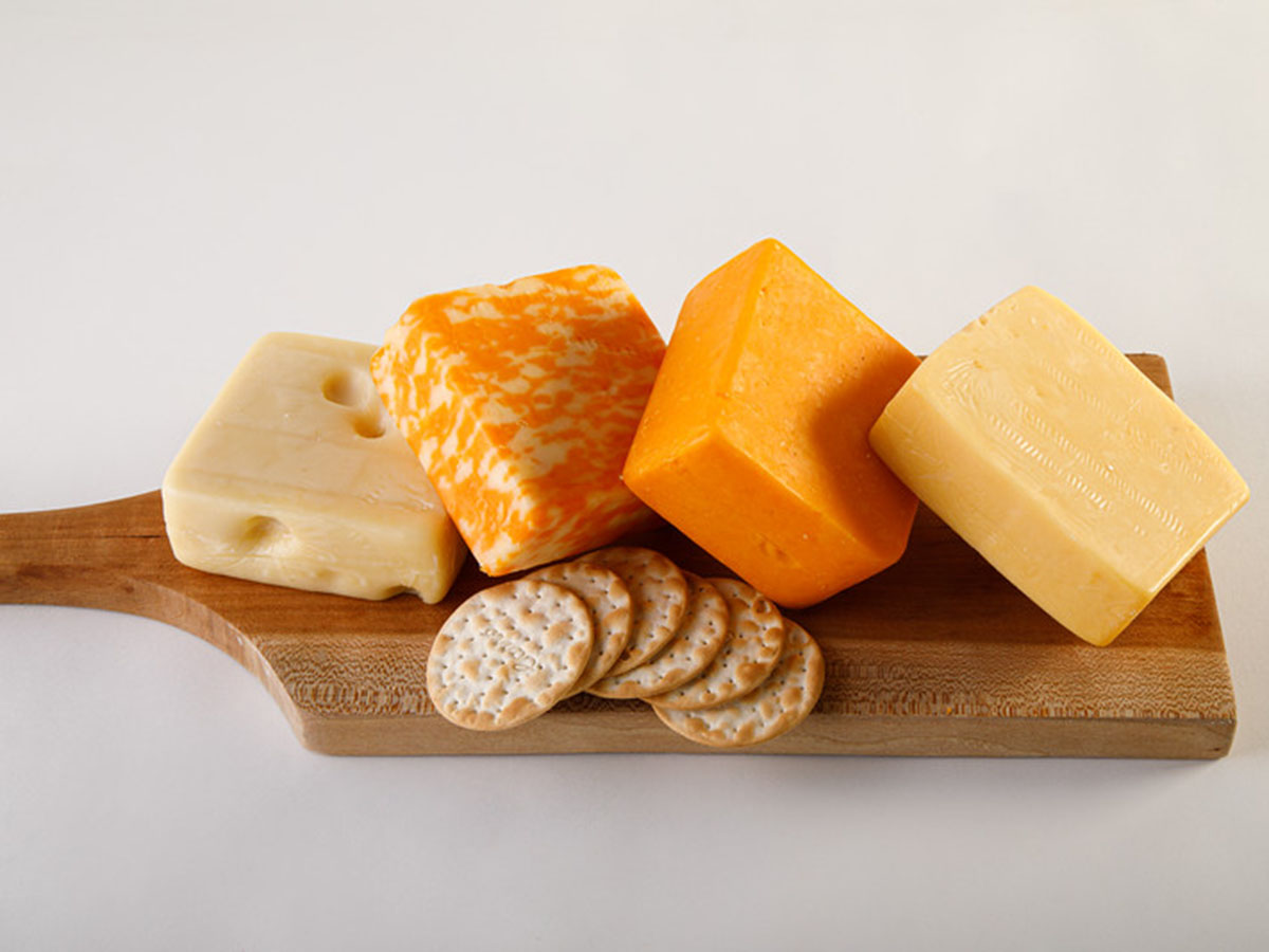 Elegant Farmer's Simply the Best Cheese Event