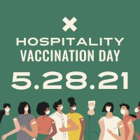 Hospitality Vaccination Day: Second Dose
