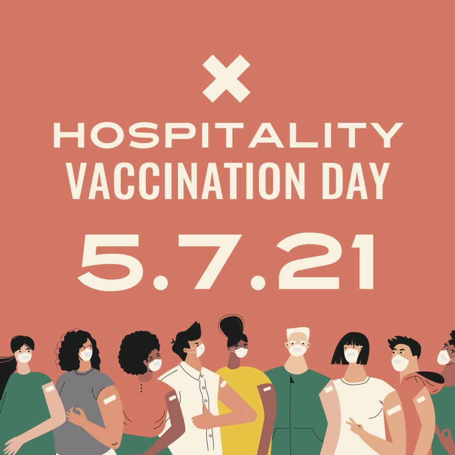 Hospitality Vaccination Day: First Dose