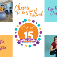 INVIVO Wellness: Cheers to 15 years Festival
