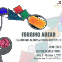 Forging Ahead: Traditional Blacksmithing Reinvented