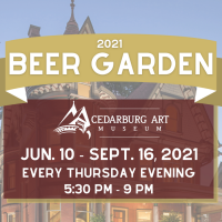 Summer Beer Garden featuring the Lakefront Brewery Carriage Tap House