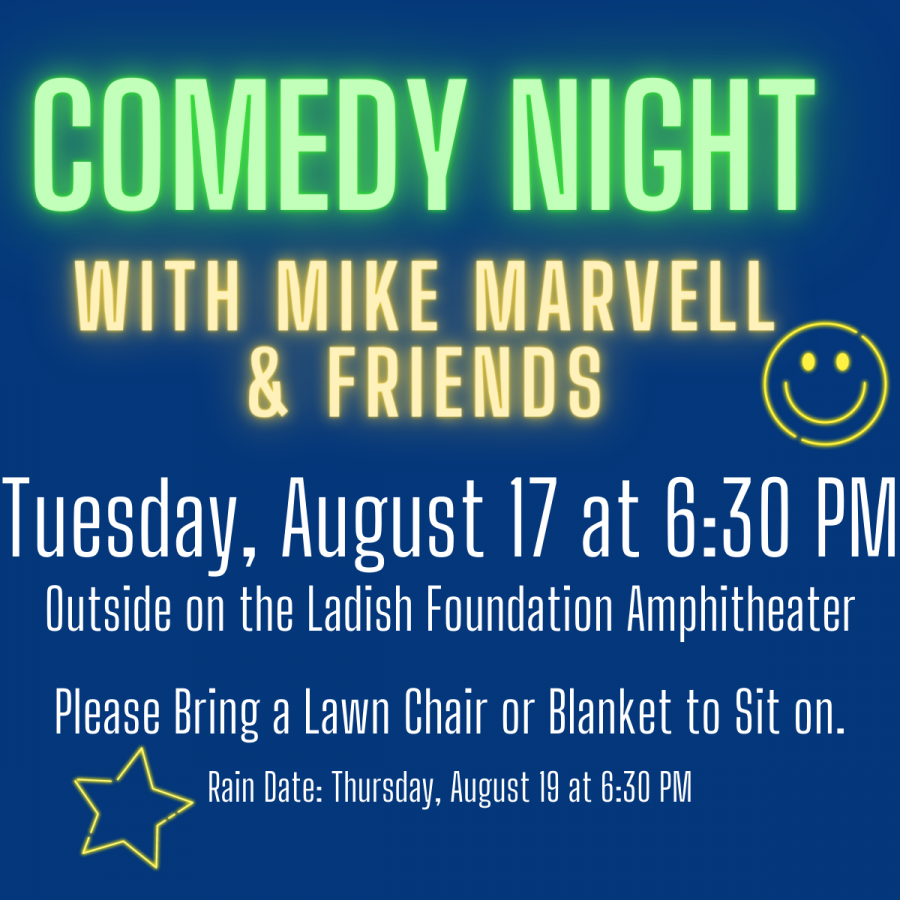 Comedy Night with Mike Marvell & Mike Mercury