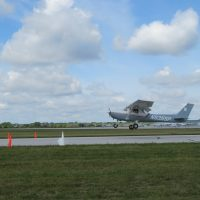 9th Annual Spot Landing Contest at Milwaukee Count...