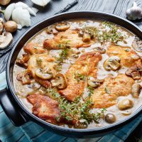 Cooking the Classics: Chicken Marsala