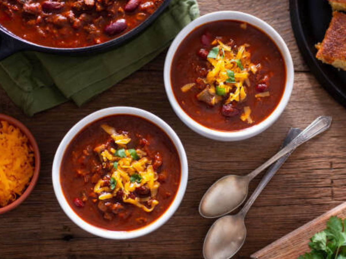 It's Gettin' Chili Cooking Class with Staci Joers