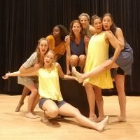 """""""Resilience"""" performance by Catey Ott Dance Collective in conjunction with Doors Open Milwaukee"""