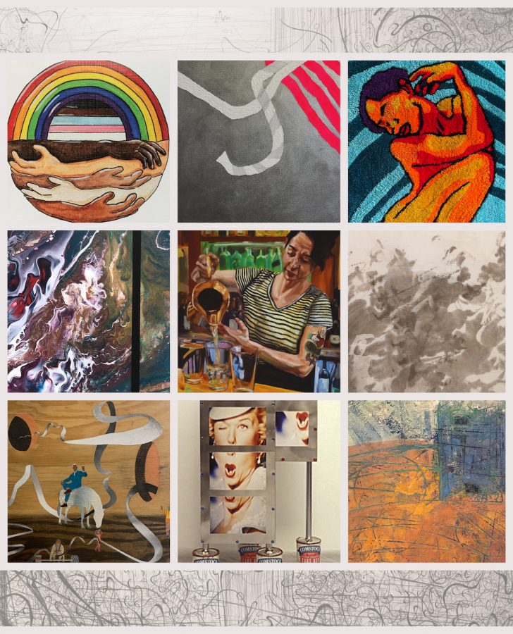 Art n' Out MKE - Gallery Night at The Pfister Hotel