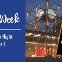Valley Week Outdoor Movie at the Harley-Davidson Museum