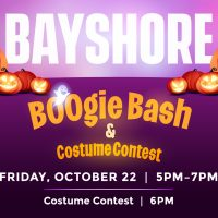 Bayshore BOOgie Bash and Costume Contest