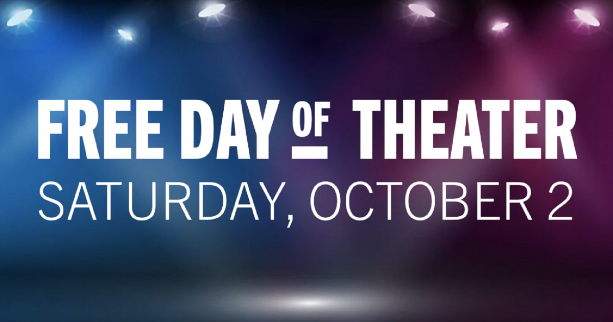 Free Day of Theater