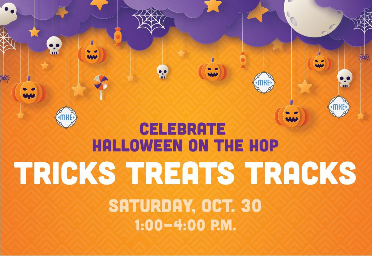 Trick or Treat on The Hop