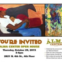 Alma Center Open House and Art Auction