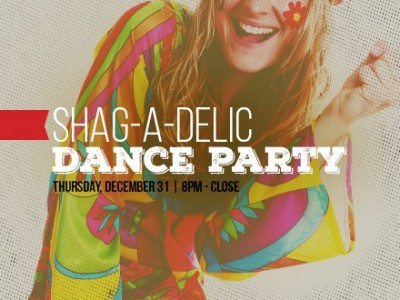 NYE Shag-a-delic Dance Party