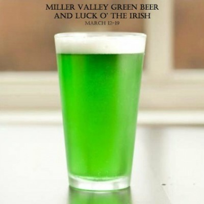 St Patty's Green Beer
