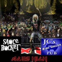 Aces High-A tribute to Iron Maiden with Sauce Bucket
