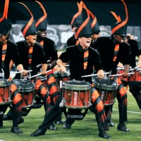 Rotary Music Festival Drum & Bugle Corps Show
