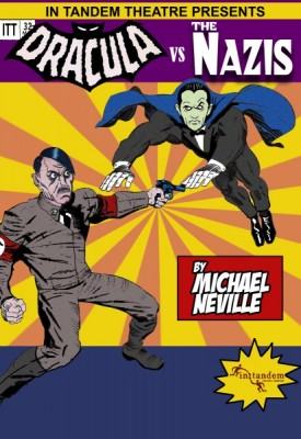 Dracula vs. The Nazis by Michael Neville