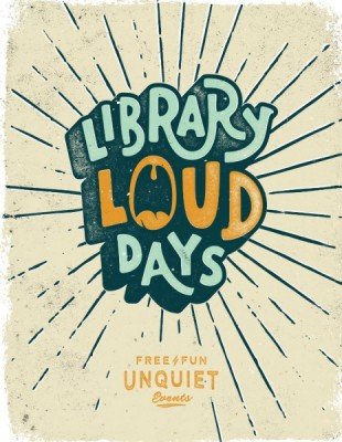 librarylouddays