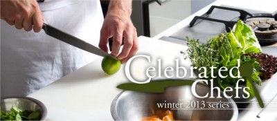 Celebrated Chefs - Apple Temptations