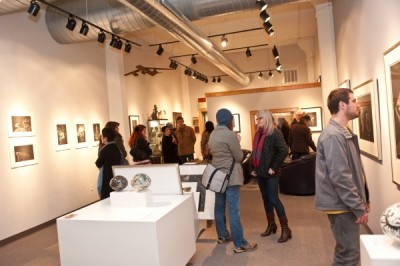 Gallery Night and Day