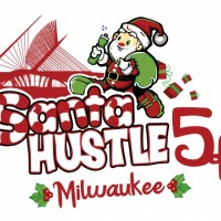 Santa Hustle 5K Milwaukee