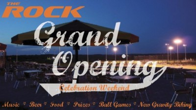 The Rock Sports Complex Grand Opening