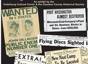 Lost Ozaukee: From Dillinger to UFOs