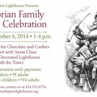 A Victorian Family Holiday Celebration at North Point Lighthouse