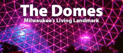 Mitchell Park Horticultural Conservatory - The Domes